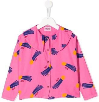 Bobo Choses Home print blouse