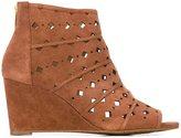 MICHAEL Michael Kors 'Uma' wedge boots