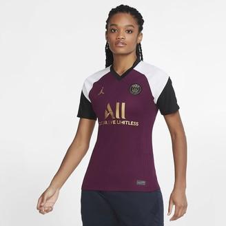 Nike Women's Soccer Jersey Paris Saint-Germain 2020/21 Stadium Third