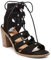 dv Women's dv Zoey Gladiator Sandals Stacked Heels