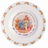 Royal Doulton Bunnykins Plate Chris