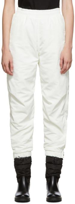 Moncler Off-White Apres-Ski Lounge Pants