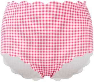 Marysia Swim High Waisted Bikini Bottom