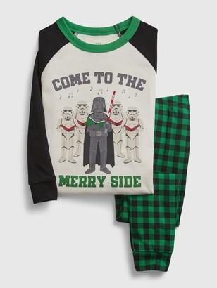 Star Wars babyGap   StarWars Darth Vader PJ Set
