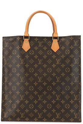 Louis Vuitton 2002 pre-owned Sac Plat tote
