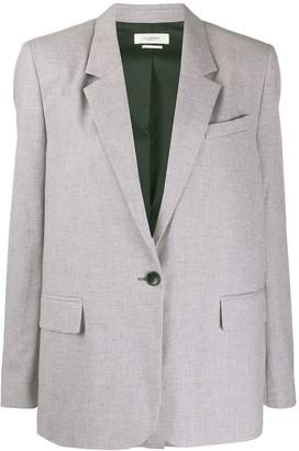 Etoile Isabel Marant Notch Collar Blazer