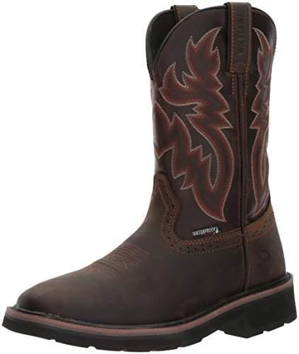 e292833b8d0 Men's Rancher WPF Soft Toe Wellington Work Boot