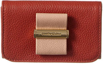 See by Chloe Leather Key Wallet
