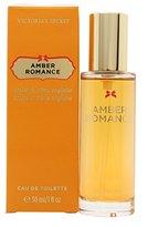 Victoria's Secret Eau de Toilette, Amber Romance, 1 Ounce