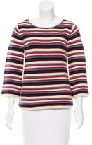 A.P.C. Striped Wool Sweater