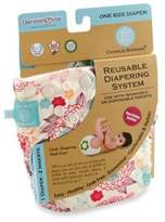 Charlie Banana 2-in-1 Cloth Diaper in Blossom