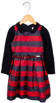 MonnaLisa Girls' Long Sleeve Dress