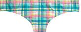 J.Crew Bikini bottom in vintage plaid