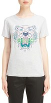 Kenzo Tiger Graphic Brushed Cotton Tee