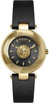Versus Women's Quartz 2-Hand Leather Strap Watch, 40mm