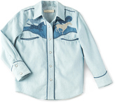 Stella McCartney Dallas Horse Embroidered Shirt