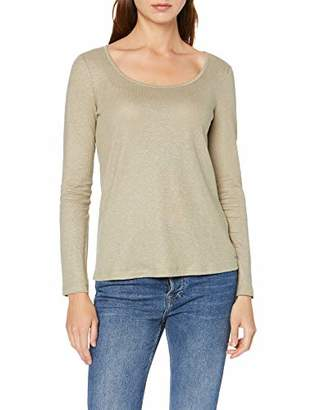 Marc O'Polo Women's 902209152081 Long Sleeve Top,16 (Size: X-Large)