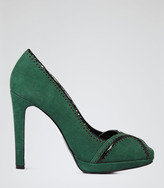 Reiss Marianne PEEP TOE COURTS