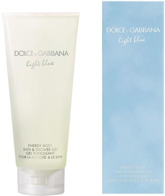 Dolce & Gabbana Light Blue Shower Gel