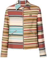 Loewe striped zip jacket
