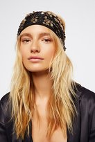 Free People Sequin Coin Headband