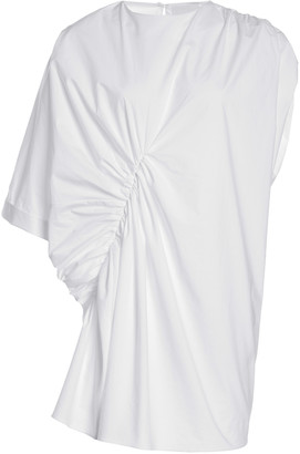 Esse Studios Ruched Cotton Tunic
