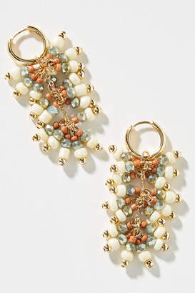 Amalia Serefina Huggie Hoop Earrings