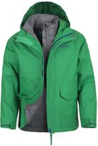 Mountain Warehouse Atlas Girls 3 in 1 Jacket Waterproof