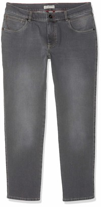 Bugatti Men's 3038D-76683 Loose Fit Jeans