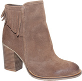 Eric Michael Taupe Leather Lisa Boot