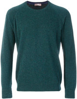 Barba cashmere knitted sweater