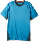 J. Lindeberg Men's Active T-Shirt Ac Hexa Knit