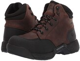 Wolverine Carom CarbonMAX 6 Work Boot (Brown) Men's Work Lace-up Boots