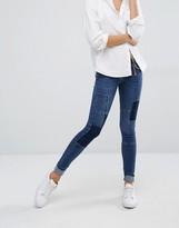 Vero Moda Patchwork Jeans