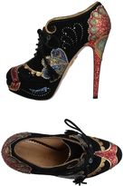 Charlotte Olympia Lace-up shoes