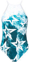 Perfect Moment AOP Noric One-Piece Wild Ocean