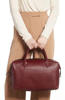 Métier London Perriand City Leather Duffle Bag
