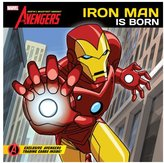 Iron Man Earth's Mightiest Heroes! is Born