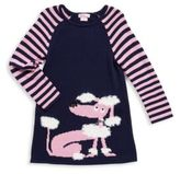 Design History Little Girl's Raglan Dress