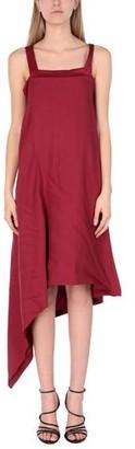 Massimo Rebecchi Knee-length dress