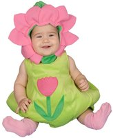 Dress Up America Dazzling Baby Flower