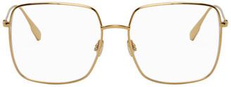 Christian Dior Gold DiorStellaire01 Glasses