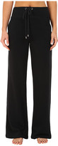 Yummie by Heather Thomson Wide Leg Pants w/ Ribbed Detail