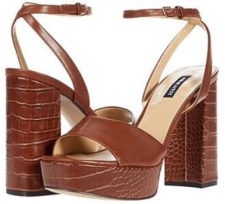 Nine West Zenna (Black) Women's Sandals
