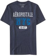 Aeropostale Mens Nyc 19-87 Graphic T-Shirt Xs