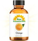 Sweet Orange (2 fl oz) Best Essential Oil - 2 ounces (59ml)