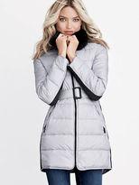 Victoria's Secret Belted Puffer Coat