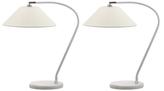 Safavieh Lyla Mini Arc Table Lamps (Set of 2)
