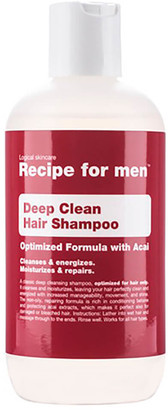 Recipe for Men Deep Cleansing Shampoo 250ml