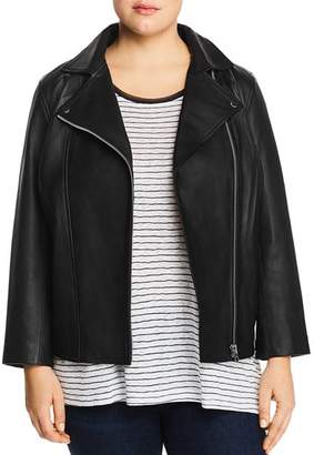 All 67 Plus All 67 Leather Moto Jacket
